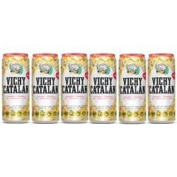 Vichy Catalan Lata 6x330 Ml