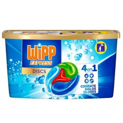 Wipp Detergente Power Mix 11 Caps