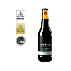 Arriaca Russian Imperial Stout,, Botella 33 cl.