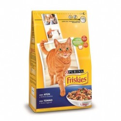 Purina Friskies gatos 1,5 kg.