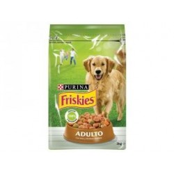 Purina Friskies perros adulto 3 kg.