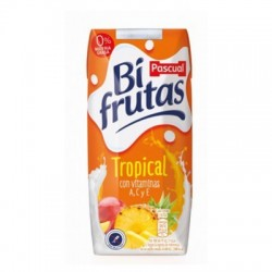 Bifrutas Tropical Brick 330 Ml