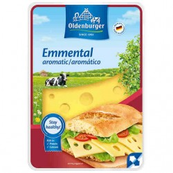 Lonchas de Queso Emmental Oldenburger 200Gr