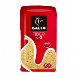 Gallo Fideo Nº 0 500 Gr