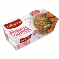 Arroz Integral con Quinoa Brillante 2x125 Gr