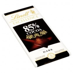Chocolate Negro Excellence 85% Lindt 100 Gr