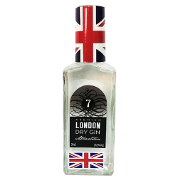Ginebra London Albertson 700 Ml