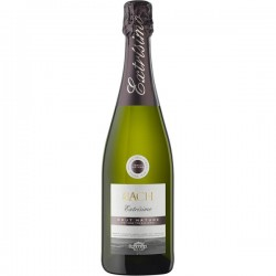 Cava Extrisimo Brut Nature Bach 750 Ml