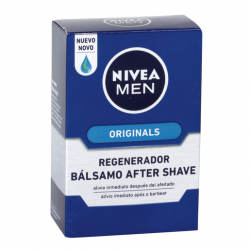 Nivea Men Regenerador Bálsamo After Shave 100 ml.