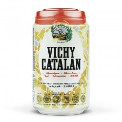 Vichy Catalan Lata 330 ml.