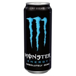 Bebida Energética Zero Monster 500 Ml