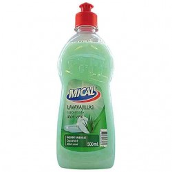 Mical Lavavajillas Concentrado Higiene 750 ml.