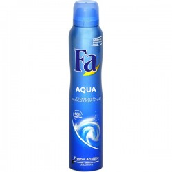 Desodorante Aqua Spray Fa 200 Ml