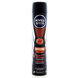 Nivea Men Desodorante Spray 48 h. Dry Impact 200 ml.