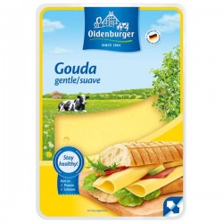 Queso Gouda en Lonchas Oldenburgen 200 Gr