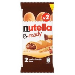 Nutella B-Ready 2 Unidades