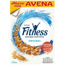 Cereales Rellenos de Chocolate Fitness 350 Gr