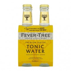 Tónica Indian Fever-Tree 4x200 Ml