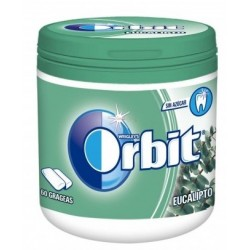 Orbit Eucalipto Chicle Sin Azúcar 10 Grageas