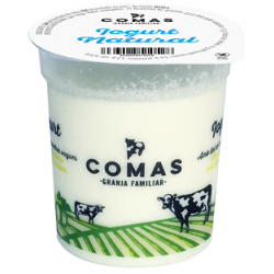 Yogur Natural Granja Comas 125 Gr